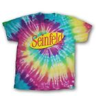 "Seinfeld ""Seinfeld"" Tie Dye Men's Short Sleeve T-shirt New"