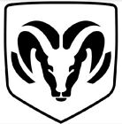 Dodge Ram Truck Car Emblem Logo Decal Different Colors and Sizes FREE SHIPPING $2.45 USD on eBay