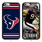 NFL Houston Texans Case Cover For Samsung Galaxy S20+ / Apple iPhone 11 iPod $9.68 USD on eBay