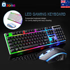 Rainbow LED Keyboard Mouse Sets Adapter For PS4 PS3 Xbox One And 360 Gaming