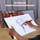 A3 A5 LED Ultra Slim Art Craft Drawing Copy Tracing Tattoo Light Box Pad Board for sale  Shipping to Ireland