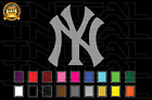 New York Yankees Baseball Team Logo MLB Decal Sticker Car Truck Window Wall on Ebay