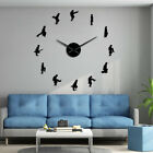 Ministry of Silly Walks Modern DIY Clock British Comedy Handmade Pop Culture