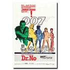 Dr.No 24x16 24x36inch 007 James Bond Movie Silk Poster Cool Gifts Art Print Hot $13.12 CAD on eBay