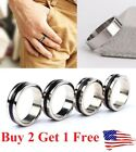 Strong Magnetic Magic Floating Ring Black Circle Finger Rings Magician Tool