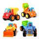 Early Education 1 Year Olds Baby Toy Push and Go Friction Powered Car Toys Sets