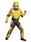 """Buy """"Transformers Bumblebee Movie Bumblebee Classic Muscle Child Costume"""" on EBAY"""