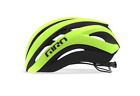 Giro Aether Mips Casque de Vélo Jaune Noir Course Cross J19