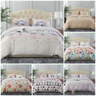 3 Piece Printed Duvet Cover Comforter Quilt Bed Cover Bedding Set Queen/King image
