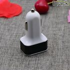 3 Port USB In Car Charger 5.1a Fast Adapter For Smart Phones DC12-24V Useful #be