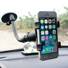 360° Rotating Car AUTO Windshield Phone Mount GPS Holder For iPhone & Samsung Ga comprar usado  Enviando para Brazil