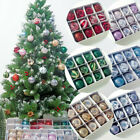 Christmas Tree Ball Baubles Decoration Xmas Hanging Party Ornament Home Decor Uk