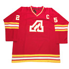 Atlanta Flames Customized Jersey Hockey Sweater