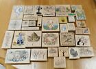 Kyпить Stamps~YOU CHOOSE~Halloween/Autumn/Fall/Easter~Stampin Up/Stampendous/Hero Arts+ на еВаy.соm