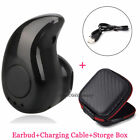Wireless Bluetooth Headset Earbud In-Ear For Samsung Note 10 S8 S9 S10 S20 S7 S6
