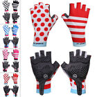 Gloves MTB Cycling Half Finger Breathable Wear resistance Palm-fitting
