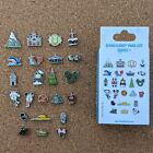 Tiny Kingdom Pin 2019 Disneyland Series 1 Limited Release LR [Pick one]