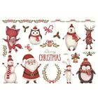 Christmas Series Envelope Seal Sticker Gift Label Book Diary Decorative Stickers