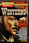 Westerns, 10 Movie Pack (DVD, 2005) 3 DVD's (new sealed)