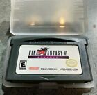 Купить Final Fantasy Dawn of Souls Tactics I II IV V VI 1 2 4 5 6 Gameboy Advance GBA