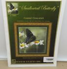 Kustom Krafts Swallowtail Butterfly Cross Stitch Pattern #73093
