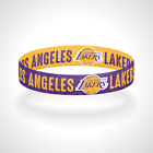 Reversible Los Angeles Lakers Bracelet Wristband #TheLakeShow on eBay