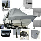 Catamarans Ocean Star 250 T-Top Hard-Top Fishing Storage Boat Cover