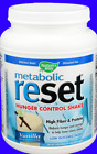 Nature's Way, Metabolic Reset Hunger Control,Weight loss Shake, 1.4 lbs (630 g)