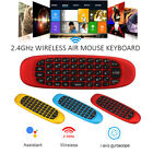 2.4G Air Mouse Remote Control Mini Keyboard For Android TV Box /Smart TV Laptop