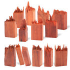Wooden Pieces for Wood Frame Pendant Resin Kit Epoxy Resin Crafts for Jewelry
