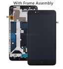 For ZTE ZMax Pro Z981 / Z982 / Z983 LCD Display Touch Screen Digitizer ±Frame_US