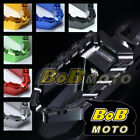 Billet Rider Racing Touring Footpegs For Sprint ST 2005-2013 GT 2010-2013 $46.8 USD on eBay