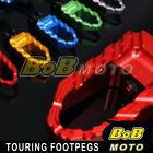 Billet Rear Racing Touring Footpegs For Sprint GT 2010-2013 Sprint ST 2005-2013 $46.8 USD on eBay