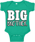 Big Brother. Announcement New Sibling Matching Brother Sister Infant Bodysuit