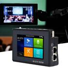 4in IPS Touch Screen TVI CVI AHD Video Monitoring Tester IP Camera US/UK/EU Plug
