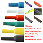 Heat Shrink  35mm-80mm Tube 2:1 Car Cable Wire Electrical Tubing All Colors