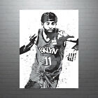 Kyrie Irving Brooklyn Nets Poster FREE US SHIPPING on eBay