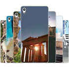 Dessana Greece TPU Silicone Protective Case Case Pouch Cover for Sony