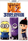 Despicable Me 2: 3 Mini-Movie Collection DVD, Elsie Fisher, Dana Gaier,