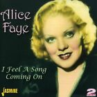 Alice Faye - I Feel A Song Coming On [CD]