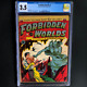 FORBIDDEN WORLDS #1 (ACG 1951) 💥 CGC 3.5 C-OW 💥 RARE PCH - ONLY 66 IN CENSUS!