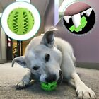 Rubber Pet Elastic Teeth Ball Dog Chew Toys Tooth Cleaning Balls#^