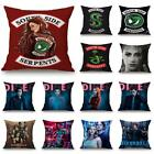 Home Decor Riverdale Pillowcase South Side Serpents Bedroom Sofa Cushion Cover image