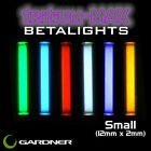 Gardner Tackle Tritium Max Betalights Small - Carp Pike Coarse Fishing Isotopes