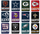 "NFL TEAMS SOFT FLEECE THROW BLANKET SPLIT WIDE DESIGN LARGE 50"" X 60"" BRAND NEW $18.99 USD on eBay"