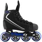 TronX Adjustable Youth and Junior Inline Roller Outdoor Indoor Hockey Skates