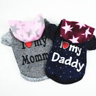 Soft Fleece Dog Jumpsuit Winter Dog Clothes Small Puppy Coat Pet Outfits Hoodie