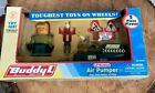 Collectors BuddyL 5 Piece Air Pumper  Still In Box Estate Find