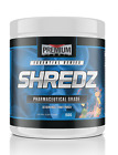 SHREDZ 150g by Premium Sports Max Energy Fat Burner Powder / Paradoxine / CLA