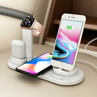 3 in 1 Wireless Charging Phone Watch Charging Stand for iPhone